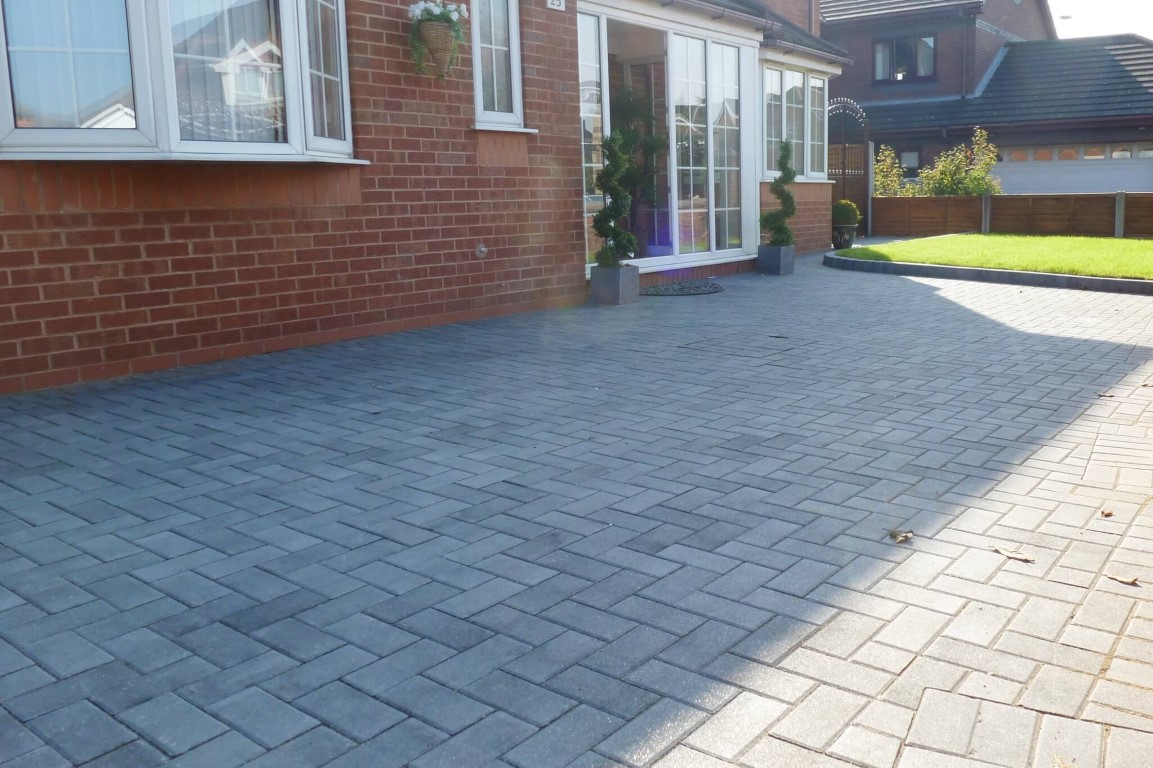 Picking the right block paving